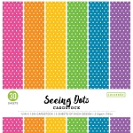 Cardstock-12x12 Bright Spots **DOTS** (30 sheets)