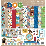 Photo Play-Dog Lover Paper Pack