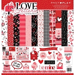 Photo Play-Love Letters Paper Pack