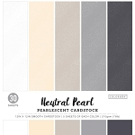 Cardstock-12x12 Smooth Neutral Pearl (30 sheets)