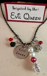 Character inspired necklace  **Evil Queen**