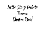 Little Story Locket-Charm Deal-Buy 10, get 3 for Free!