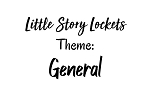 Little Story Locket-Charms-General