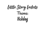 Little Story Locket-Charms-Holiday