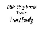 Little Story Locket-Charms-Love & Family