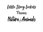 Little Story Locket-Charms-Nature & Animals