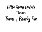 Little Story Locket-Charms-Travel & Beachy Fun