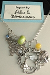 Character inspired necklace  **Wonderland**