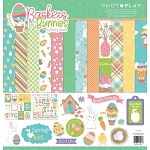 Photoplay- Basket of Bunnies Paper Pack