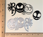 Scrapbooking Die-Skeleton Boo