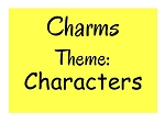 Charms Characters