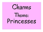 Charms Princesses