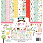 Echo Park- Welcome Spring Paper Pack