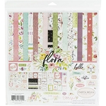 Carta Bella- Flora No.3 Paper Pack