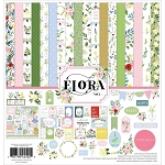 Carta Bella- Flora No.4 Paper Pack