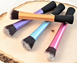 Glitter Dust Brush-- Plain Handle