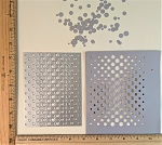 Scrapbooking Die-Gradient Dot Background