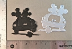 Scrapbooking Die-Mouse out for Sunday Funday Drive