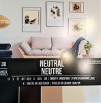 Cardstock-12x12  Smooth Neutral (30 sheets)