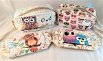 Puffy Purse-Owls