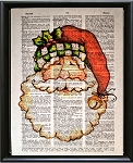 NEW!  Santa collection--Limited edition- 5 prints!