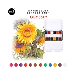 Watercolor Confections-  Odyssey  **Plus free brushes to get you started**