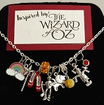 Oz inspired necklace