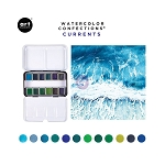Watercolor Confections-  Currents   **Plus free brushes to get you started**