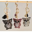 pointed ears owls