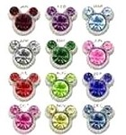 Little Story Charms~Birthstone Mickey Mouse collection-click gallery to view all