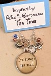 2020 NEW!  Disney inspired necklace  **Tea Time**