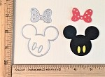 Scrapbooking Die-Basic Mouse Head