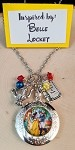 2020 NEW!  Disney inspired necklace  **Belle-Locket**