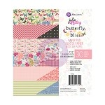 Prima 6x6 Paper Pads-Julie Nutting Butterfly Bliss