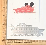 Scrapbooking Die-Cruise Ship