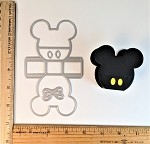 Scrapbooking Die-Mouse Head Box