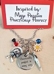2020 NEW!  Disney inspired necklace  **Practically Perfect in Every Way**