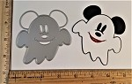Scrapbooking Die-Mouse Head Ghost