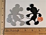 Scrapbooking Die-Mouse Trick-or-Treating