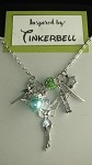 Disney inspired necklace  **Tinkerbell**