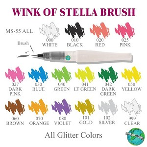 Wink of Stella color layout